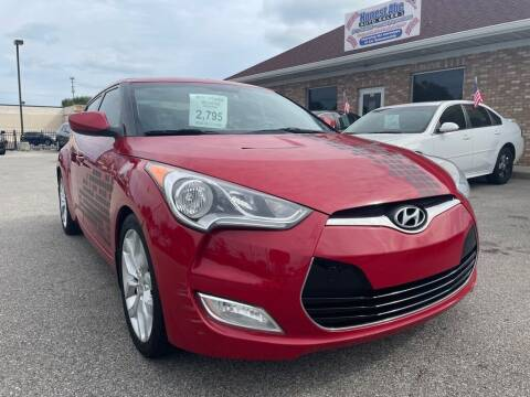 2013 Hyundai Veloster for sale at Honest Abe Auto Sales 1 in Indianapolis IN