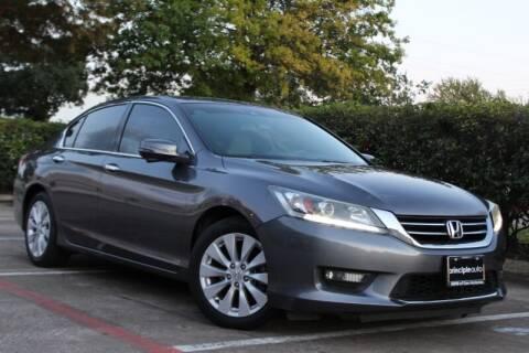2015 Honda Accord for sale at DFW Universal Auto in Dallas TX