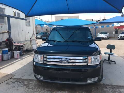 2010 Ford Flex for sale at Autos Montes in Socorro TX
