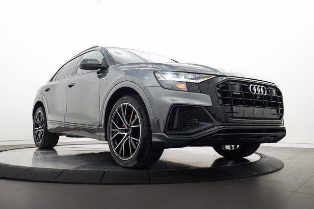 2019 Audi Q8 for sale in Highland Park, IL