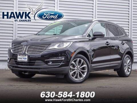 2017 Lincoln MKC for sale at Hawk Ford of St. Charles in St Charles IL