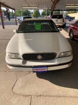 1999 Buick LeSabre for sale at Anderson Motors in Scottsbluff NE