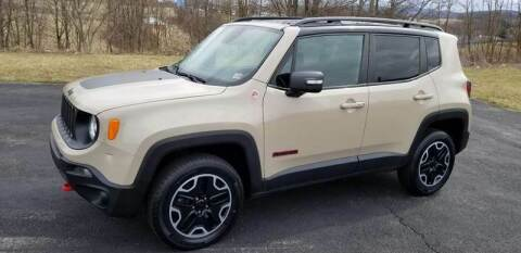 2016 Jeep Renegade for sale at East Main Rides in Marion VA