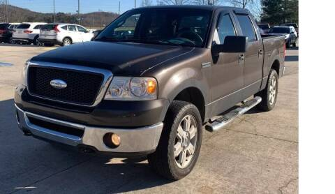 2006 Ford F-150 for sale at Bronco Auto in Kalamazoo MI