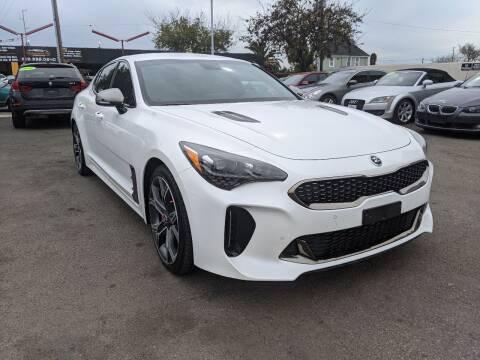 2018 Kia Stinger for sale at Convoy Motors LLC in National City CA