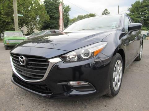 2017 Mazda MAZDA3 for sale at PRESTIGE IMPORT AUTO SALES in Morrisville PA