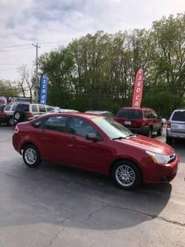 2009 Ford Focus for sale at SHEFFIELD MOTORS INC in Kenosha WI