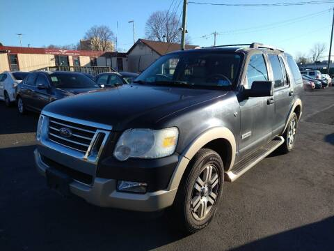 2007 Ford Explorer for sale at P J McCafferty Inc in Langhorne PA