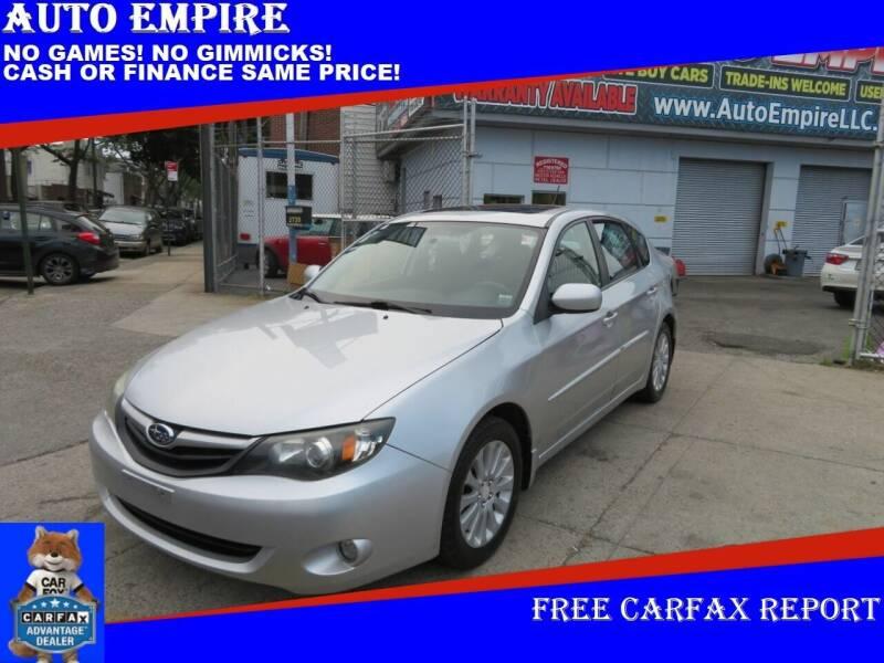 2011 Subaru Impreza for sale at Auto Empire in Brooklyn NY