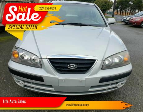 2006 Hyundai Elantra for sale at Life Auto Sales in Tacoma WA