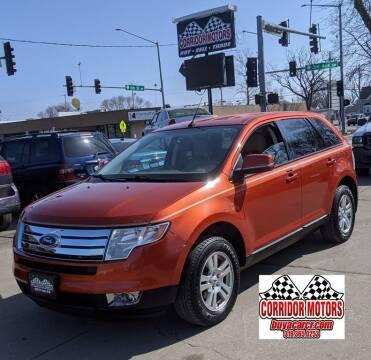2007 Ford Edge for sale at Corridor Motors in Cedar Rapids IA