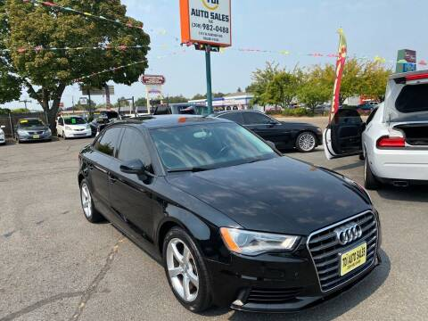 2015 Audi A3 for sale at TDI AUTO SALES in Boise ID