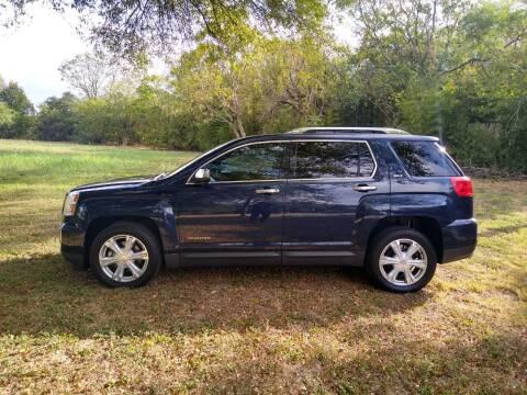 2017 GMC Terrain for sale at 57 Auto Sales in San Antonio TX
