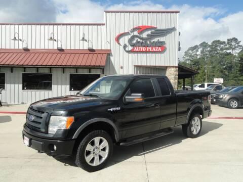 2010 Ford F-150 for sale at Grantz Auto Plaza LLC in Lumberton TX