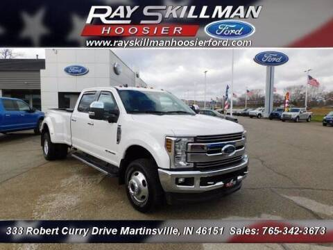 2019 Ford F-350 Super Duty for sale at Ray Skillman Hoosier Ford in Martinsville IN