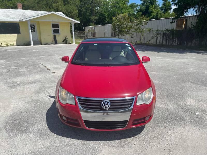 2007 Volkswagen Eos for sale in Leesburg, FL