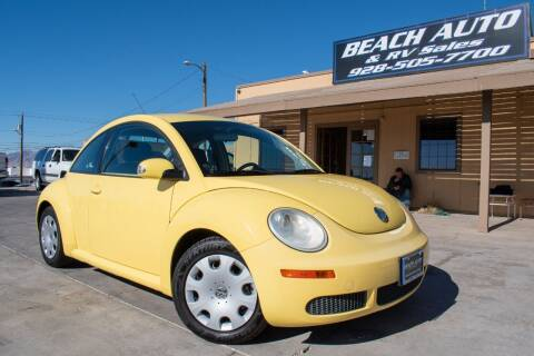 2010 Volkswagen New Beetle for sale at Beach Auto and RV Sales in Lake Havasu City AZ