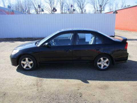 2004 Honda Civic for sale at Chaddock Auto Sales in Rochester MN