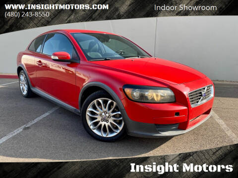 2009 Volvo C30 for sale at Insight Motors in Tempe AZ