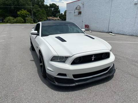 2013 Ford Mustang for sale at Consumer Auto Credit in Tampa FL