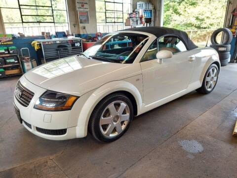2002 Audi TT for sale at Helmut Hoyer's Foreign Car Sales & Service in Allentown PA