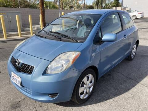 2008 Toyota Yaris for sale at Hunter's Auto Inc in North Hollywood CA