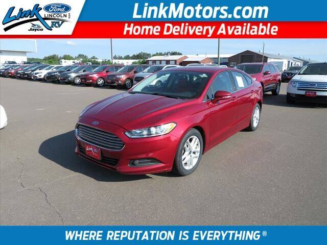 2014 Ford Fusion for sale in Minong, WI