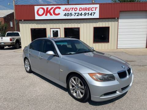 2006 BMW 3 Series for sale at OKC Auto Direct in Oklahoma City OK