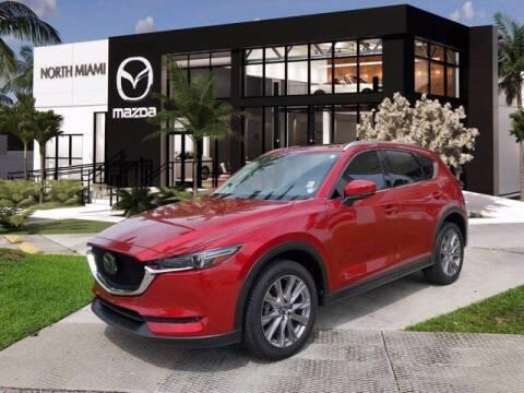 2019 Mazda CX-5 for sale at Mazda of North Miami in Miami FL