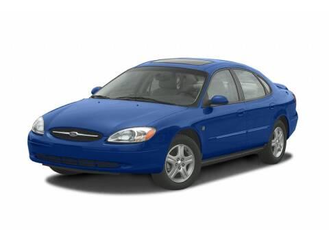2002 Ford Taurus for sale at Sundance Chevrolet in Grand Ledge MI