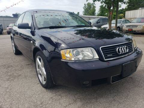 2003 Audi A6 for sale at BBC Motors INC in Fenton MO
