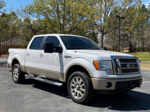 2010 Ford F-150 for sale at Top Notch Luxury Motors in Decatur GA