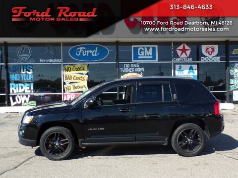 2013 Jeep Compass for sale at Ford Road Motor Sales in Dearborn MI