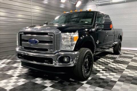 2016 Ford F-250 Super Duty for sale at TRUST AUTO in Sykesville MD