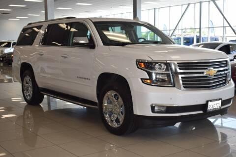 2016 Chevrolet Suburban for sale at Legend Auto in Sacramento CA