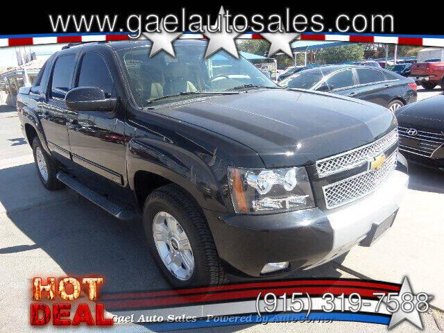 2012 Chevrolet Avalanche for sale in El Paso, TX
