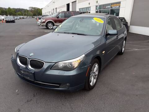 2009 BMW 5 Series for sale at M & M Auto Brokers in Chantilly VA