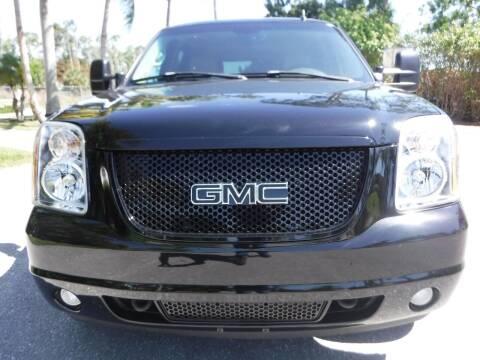 2007 GMC Yukon XL for sale at Seven Mile Motors, Inc. in Naples FL