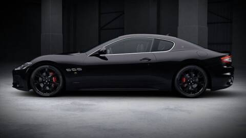 2015 Maserati GranTurismo for sale at High Line Auto Sales in Salt Lake City UT
