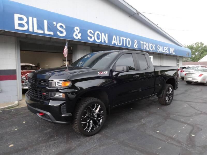 2019 Chevrolet Silverado 1500 for sale at Bill's & Son Auto/Truck Inc in Ravenna OH