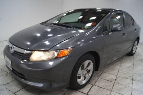 2012 Honda Civic for sale at Sacramento Luxury Motors in Carmichael CA