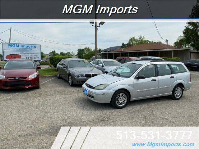 2004 Ford Focus for sale at MGM Imports in Cincinnati OH