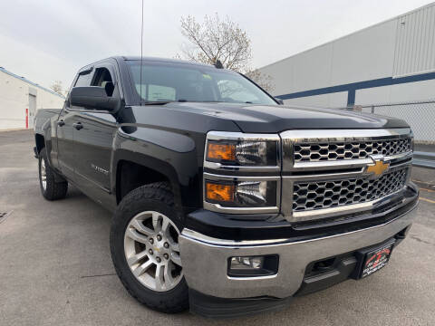 2015 Chevrolet Silverado 1500 for sale at JerseyMotorsInc.com in Teterboro NJ