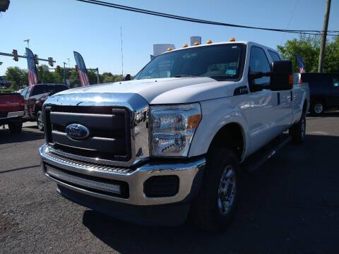 2016 Ford F-250 Super Duty for sale at P J McCafferty Inc in Langhorne PA
