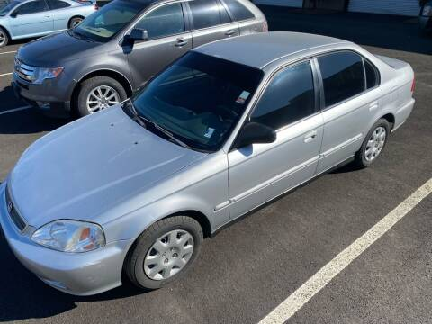 1999 Honda Civic for sale at City Auto Sales in Sparks NV