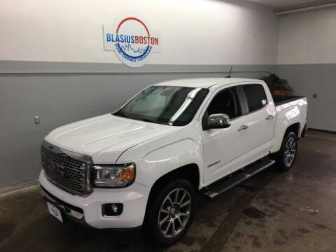 2019 GMC Canyon for sale at WCG Enterprises in Holliston MA