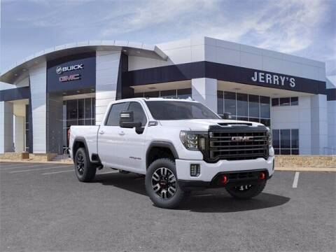 2022 GMC Sierra 2500HD for sale at Jerry's Buick GMC in Weatherford TX