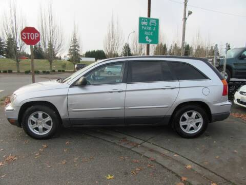 2006 Chrysler Pacifica for sale at Car Link Auto Sales LLC in Marysville WA