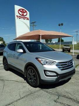 2016 Hyundai Santa Fe Sport for sale at Quality Toyota in Independence KS