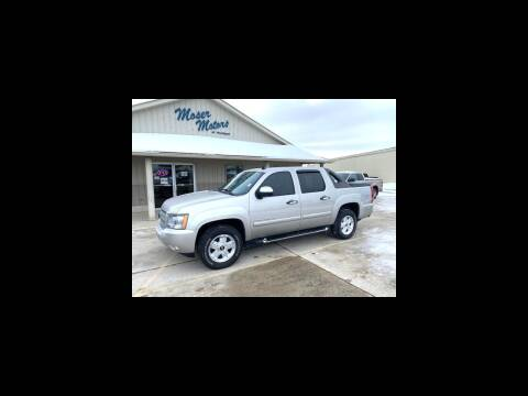 2008 Chevrolet Avalanche for sale at Moser Motors Of Portland in Portland IN